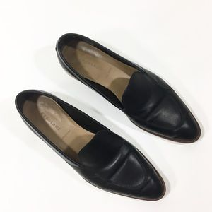 Everlane The Modern Loafer Leather Black Women's